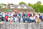 MINI MARATHON: A large crowd gathered at the Brandon Car Park, Tralee, on Sunday to take part in the 3rd Annual Fun-Run Mini Marathon for the Soroptimists International and in aid of the Irish Heart Foundation..