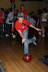 One Life To Live's Eddie Alderson at the Daytime Stars and Strikes Charity Event to benefit the American Cancer Society at the Bowlmore Lanes, New York City, New York. (Photo by Sue Coflin/Max Photos)