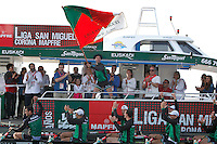 bandera Ribamontan,ACT,Liga San Miguel