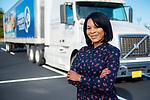 Truck Driver Portrait