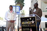 LOS ANGELES - SEP 24:  Terrence Howard, Malcolm D. Lee at the Terrence Howard Star Ceremony on the Hollywood Walk of Fame on September 24, 2019 in Los Angeles, CA