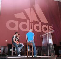 2012.09.13 Madrid, Spain,rueda de prensa xabi alonso y alvaro arbeloa