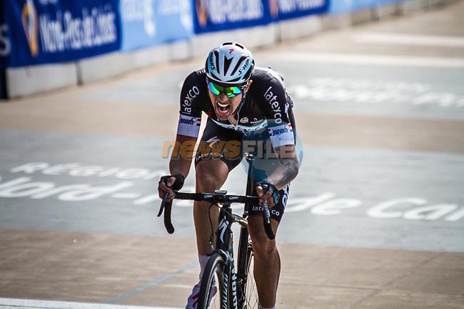 Niki TERPSTRA (NED, OPQ) wins Paris-Roubaix