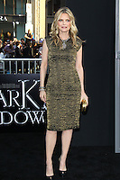 Michelle Pfeiffer at the premiere of Warner Bros. Pictures' 'Dark Shadows' at Grauman's Chinese Theatre on May 7, 2012 in Hollywood, California. © mpi26/ MediaPunch Inc.