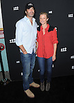 Amy Smart and Carter Oosterhouse at The Myspace Event held at The El Rey Theatre in Los Angeles, California on June 12,2013                                                                   Copyright 2013 Hollywood Press Agency