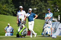 Danny Willett (GBR) looks over his tee shot on 8 during round 4 of the WGC FedEx St. Jude Invitational, TPC Southwind, Memphis, Tennessee, USA. 7/28/2019.<br /> Picture Ken Murray / Golffile.ie<br /> <br /> All photo usage must carry mandatory copyright credit (© Golffile | Ken Murray)