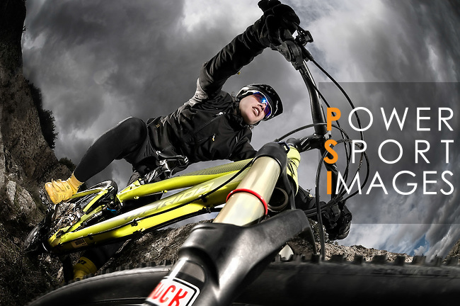 Bike portfolio images. Photo by Alberto Lessmann / The Power of Sport Images