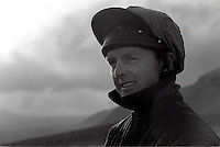 Pix:Michael Steele/SWpix...Horse Racing. Jonjo O'Neil, Wastwater, 1988...COPYRIGHT PICTURE>>SIMON WILKINSON..Jonjo O'Neil, Wastwater.