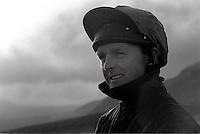 Pix:Michael Steele/SWpix...Horse Racing. Jonjo O'Neil, Wastwater, 1988...COPYRIGHT PICTURE>>SIMON WILKINSON..Jonjo O'Neil, Wastwater.