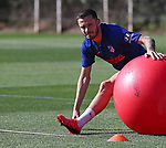 Atletico de Madrid's Saul Niguez during training session. May 28,2020.(ALTERPHOTOS/Atletico de Madrid/Pool)