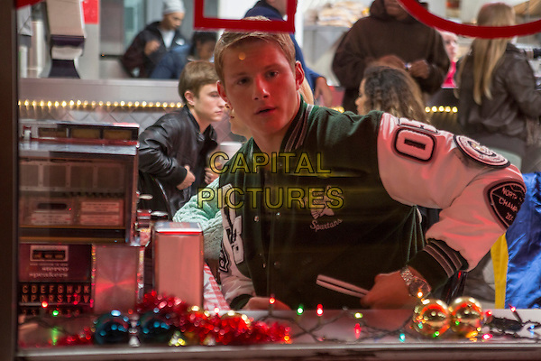 Alexander Ludwig <br /> in When the Game Stands Tall (2014) <br /> *Filmstill - Editorial Use Only*<br /> CAP/FB<br /> Image supplied by Capital Pictures