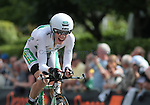 Tour de France 2011 - etape 20 Grenoble CLM..ROLLAND Pierre on 23/07/2011 in Grenoble, France. ..© PierreTeyssot.com