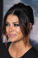 """HOLLYWOOD, LOS ANGELES, CA, USA - MARCH 13: Jessica Szohr at the World Premiere Of Marvel's """"Captain America: The Winter Soldier"""" held at the El Capitan Theatre on March 13, 2014 in Hollywood, Los Angeles, California, United States. (Photo by Xavier Collin/Celebrity Monitor)"""