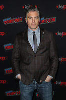 NEW YORK, NY - OCTOBER 6: Anson Mount at the panel discussion for the new season of the CBS series Star Trek: Discovery during New York Comic Con 2018 at The Hulu Theater at Madison Square Garden in New York City on October 6, 2018. <br /> CAP/MPI/RW<br /> &copy;RW/MPI/Capital Pictures