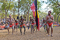Yarrabah Dancers 1,  Laura Aboriginal Dance Festival, Laura, Cape York Peninsula, Queensland, Australia.