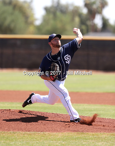 Robbie Erlin - 2017 AIL Padres (Bill Mitchell)