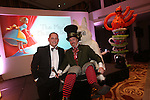 Smart Solutions Mad Hatters Ball<br /> Nathan Bowles &amp; The Mad Hatter<br /> Mecure Holland House<br /> Cardiff<br /> 23.11.13<br /> &copy;Steve Pope-FOTOWALES