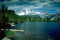 Mount Rainier. Washington United States Mount Rainier National Park.