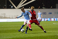Manchester City U18 v Nottingham Forest U18 - FA Youth Cup - 18.01.2019