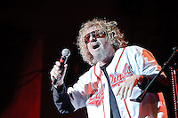 Sammy Hagar & The Wabos by Peter Wochniak