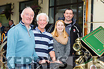 Polish the car<br /> -------------------<br />  L-R Con Horan, Brendan Farmer, Jennifer Conway and Jerry Brosnan all Tralee at the KVV&amp;CCC Autumn run last Saturday morning at the Kenmare bay hotel