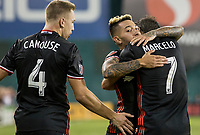 D.C. United vs New England Revolution, August 26, 2017