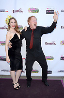 LOS ANGELES - JUN 3:  Anastasia Elfman, Richard Elfman at the Etheria Film Night 2017 at the Egyptian Theater on June 3, 2017 in Los Angeles, CA