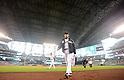 Hisashi Iwakuma (Mariners),.MAY 26, 2013 - MLB :.Hisashi Iwakuma of the Seattle Mariners before the baseball game against the Texas Rangers at Safeco Field in Seattle, Washington, United States. (Photo by AFLO)