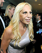 Washington,DC - April 26, 2008 -- Donatela Versace arrives at the Washington Hilton Hotel in Washington, D.C. on Saturday, April 26, 2008 for the annual White House Correspondents Association (WHCA) Dinner..Credit: Ron Sachs / CNP.(RESTRICTION: NO New York or New Jersey Newspapers or newspapers within a 75 mile radius of New York City)