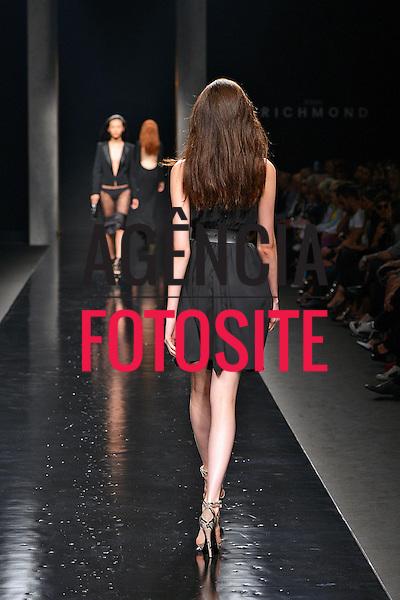 Milao, Italia&sbquo; 22/09/2013 - Desfile de John Richmond durante a Semana de moda de Milao  -  Verao 2014. <br /> Foto: FOTOSITE