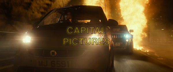 Geostorm (2017) <br /> Daniel Wu<br /> *Filmstill - Editorial Use Only*<br /> CAP/KFS<br /> Image supplied by Capital Pictures