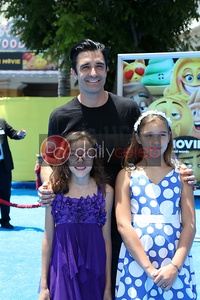 "Gilles Marini<br /> at the premiere of ""The Emoji Movie,"" Village Theater, Westwood, CA 07-23-17<br /> David Edwards/DailyCeleb.com 818-249-4998"