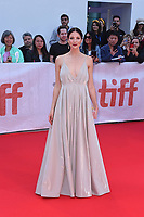 "TORONTO, ONTARIO - SEPTEMBER 09: Caitriona Balfe attends the ""Ford v Ferrari"" premiere during the 2019 Toronto International Film Festival at Roy Thomson Hall on September 09, 2019 in Toronto, Canada. <br /> CAP/MPI/IS<br /> ©IS/MPI/Capital Pictures"