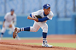 Taiyo Watanabe, AUGUST 4, 2015 - Baseball : All Japan Little-Senior Baseball Championship third place match between Higashi Nerima senior 4-7 Shinjuku senior at Jingu stadium in Tokyo, Japan. (Photo by Yusuke Nakanishi/AFLO SPORT)