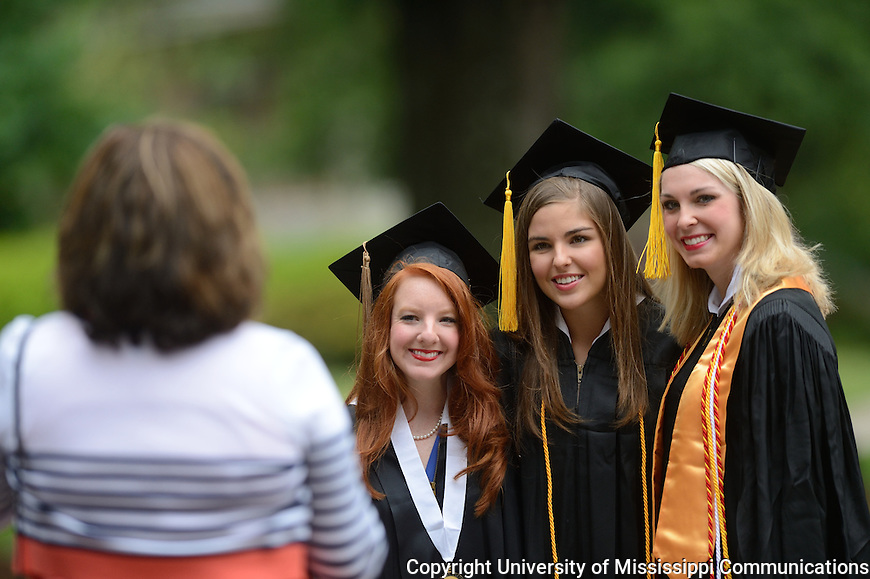 2013 Commencement CeremoniesPhoto by Nathan Latil/Ole Miss Communications