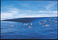 A wave breaking at Teahupoo Tahiti. Photo: joliphotos.com