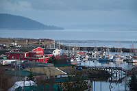 Ilwaco Harbor, Ilwaco, Washington, US