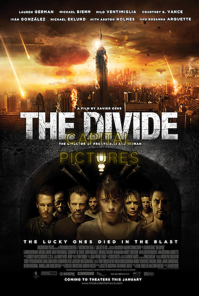 POSTER ART.in The Divide.*Filmstill - Editorial Use Only*.CAP/FB.Supplied by Capital Pictures.