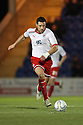Jon Ashton of Stevenage. - Colchester United v Stevenage - Weston Homes Community Stadium, Colchester - 26th December 2011  .© Kevin Coleman 2011