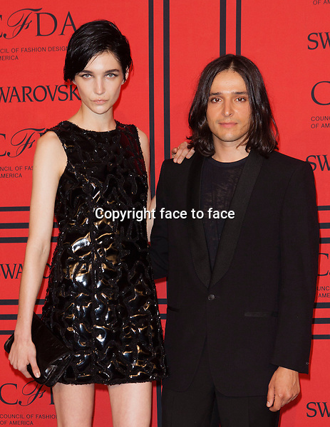 NEW YORK, NY - JUNE 3: Olivier Theyskens at the 2013 CFDA Fashion Awards at Lincoln Center's Alice Tully Hall in New York City. June 3, 2013. <br /> Credit: MediaPunch/face to face<br /> - Germany, Austria, Switzerland, Eastern Europe, Australia, UK, USA, Taiwan, Singapore, China, Malaysia, Thailand, Sweden, Estonia, Latvia and Lithuania rights only -
