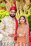Rida Imran Killarney and Haider Ali Ballyhaunis Co Mayo who were married in a Nikkah ceremony in the Great Southern Hotel on Friday, Iman Ibrahim officiated at the ceremony, best man was Naved, bridesmaid was Anam Asad the reception was held in the Great Southern Hotel  and the couple will reside in Athlone
