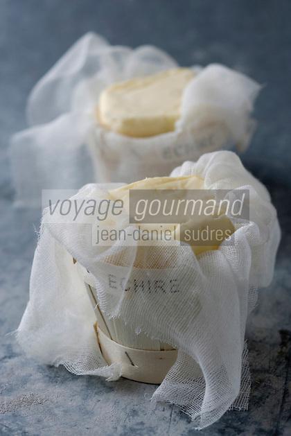 Europe/France/Poitou-Charentes/79/Deux Sèvres/Echiré: Beurre d'Echiré