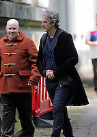 Pictured L-R: Matt Lucas and Peter Capaldi  Monday 27 June 2016<br />