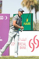Jacques Kruyswijk (RSA) in action during the final round of the Commercial Bank Qatar Masters, Doha Golf Club, Doha, Qatar. 10/03/2019<br /> Picture: Golffile | Phil Inglis<br /> <br /> <br /> All photo usage must carry mandatory copyright credit (&copy; Golffile | Phil Inglis)