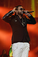 MIAMI, FL - NOVEMBER 5: Shaggy at iHeartRadio Fiesta Latina 2016 at The American Airlines Arena on November 5, 2016. Credit: mpi04/MediaPunch