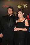 Peter Reckel & Louise Sorel - Red Carpet - 37th Annual Daytime Emmy Awards on June 27, 2010 at Las Vegas Hilton, Las Vegas, Nevada, USA. (Photo by Sue Coflin/Max Photos)