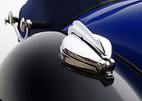 BNPS.co.uk (01202 558833)<br /> Pic: H&HClassics/BNPS<br /> <br /> Flowing lines...<br /> <br /> 'W.O. Bentley's Masterpeice' - This 1939 stunner dubbed 'the most the most advanced motor car in pre WW2 Britain' has been restored for sale - but you'll need deep pockets for the £400.000 asking price.<br /> <br /> The beautiful Lagonda V12 Drophead Coupe was designed by W.O.Bentley just as storm clouds were gathering across Europe, and it's top speed of 140mph was unheard of at the time.<br /> <br /> It spent more than 40 years languishing in a barn before being uncovered in 2006.<br /> <br /> It was bought by a wealthy car enthusiast who paid for a full 'nut and bolt' restoration.<br /> <br /> The classy classic is now 'like new' and being sold at auctioneers H&H Classics of Warrington, Cheshire.