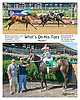 What's On His Toes winning at Delaware Park on 7/23/15