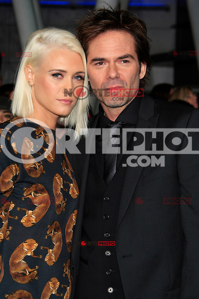 LOS ANGELES, CA - NOVEMBER 12: Billy Burke, wife at the premiere of 'The Twilight Saga: Breaking Dawn - Part 2' at Nokia Theater L.A. Live on November 12, 2012 in Los Angeles, California.  Credit: MediaPunch Inc. /NortePhoto