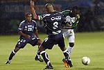 La Equidad empato a 0x0 al  Once Caldas en la liga postobon del fultbol colombiano en la fecha 11